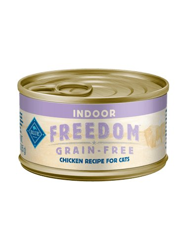 Blue Buffalo Blue Buffalo Freedom Indoor Chicken Wet Cat Food
