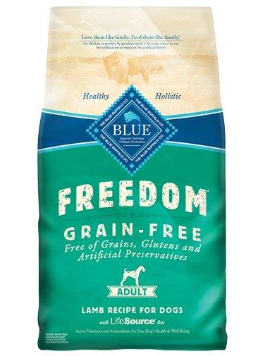 Blue Buffalo Blue Buffalo Freedom Lamb Dry Dog Food