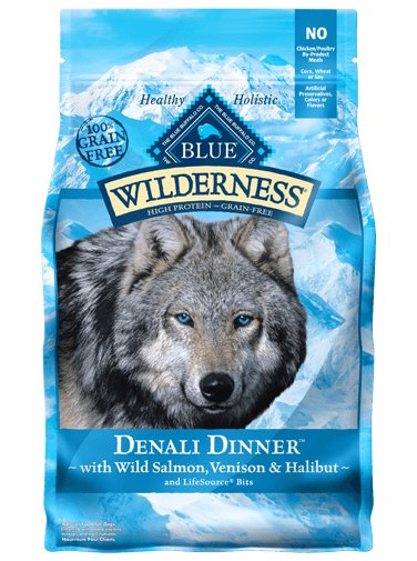 Blue Buffalo Blue Buffalo Wilderness Denali Dinner Dry Dog Food