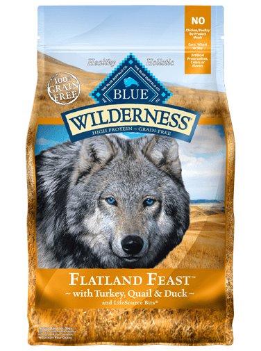 Blue Buffalo Blue Buffalo Wilderness Flatland Feast Dry Dog Food