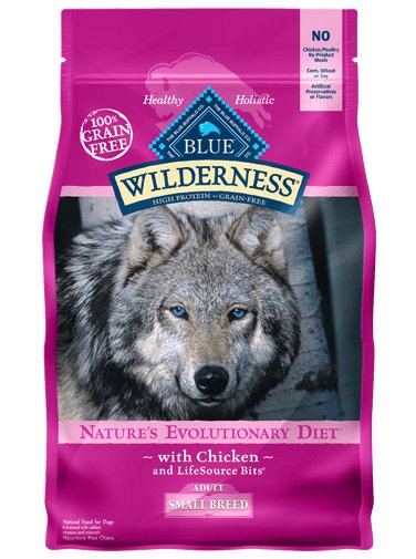 Blue Buffalo Blue Buffalo Wilderness Small Breed Chicken Dry Dog Food