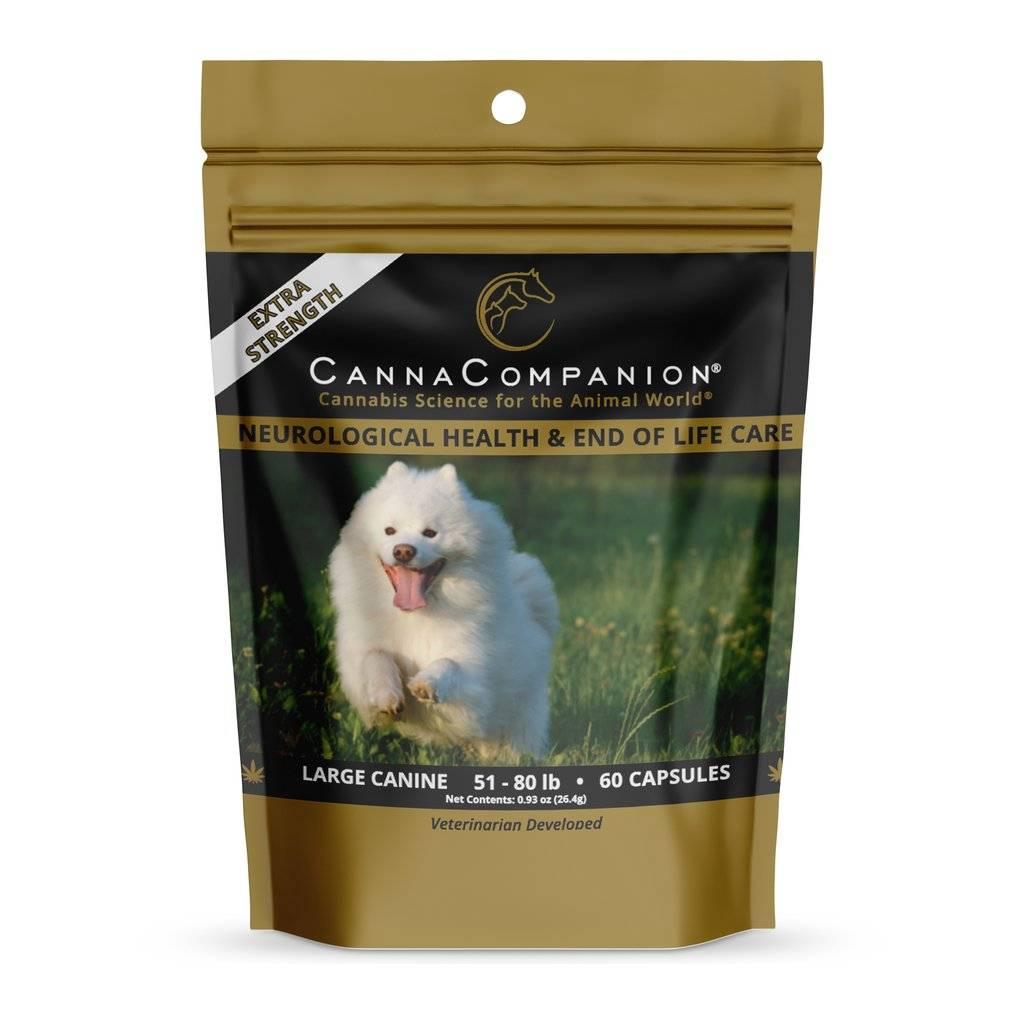 Canna Companion Canna Companion Extra Strength LG Dog 51-80lbs