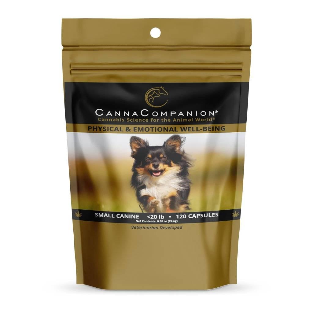 Canna Companion Canna Companion Regular Strength SM Dog ≤20lbs