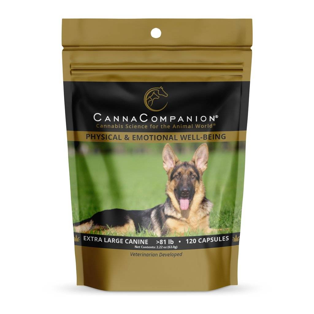 Canna Companion Canna Companion Regular Strength XL Dog 80+lbs
