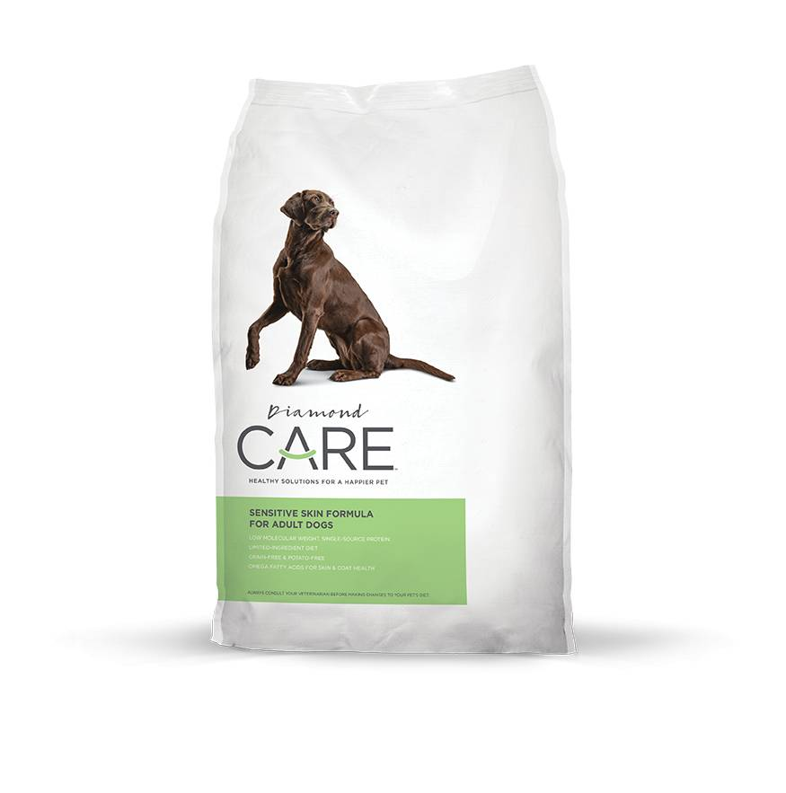 Diamond Diamond CARE Sensitive Skin Dry Dog Food