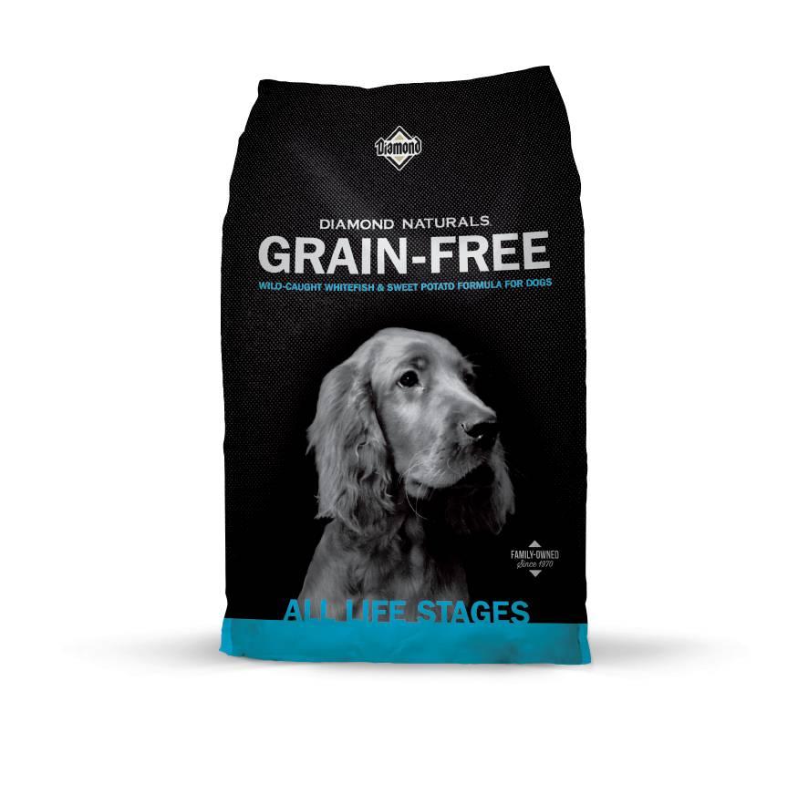 Diamond Diamond Naturals Grain Free Whitefish & Sweet Potato Dry Dog Food