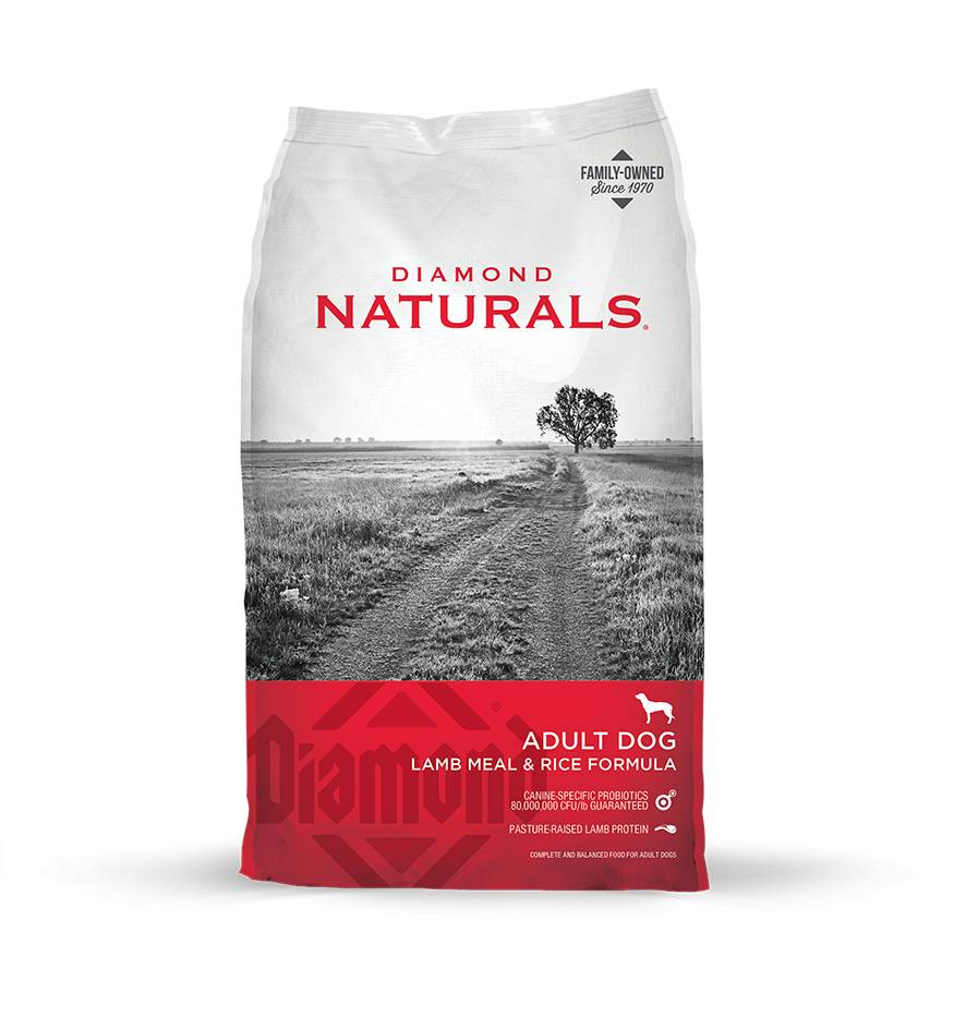Diamond Diamond Naturals Lamb & Rice Dry Dog Food