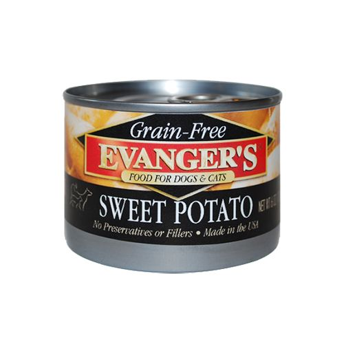 Evanger's Evanger's 100% Sweet Potato Wet Cat & Dog Food
