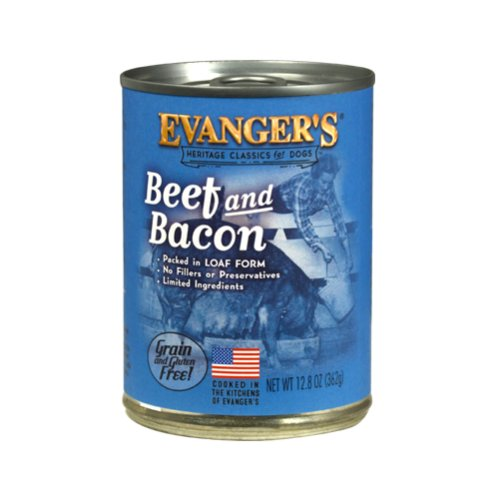 Evanger's Evanger's Classic Beef & Bacon Wet Dog Food