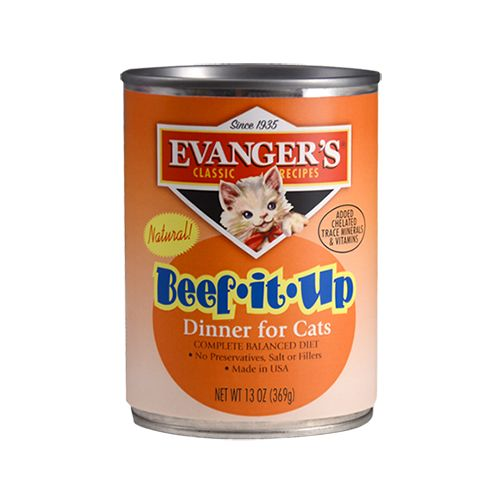 Evanger's Evanger's Classic Beef It Up Dinner Wet Cat Food