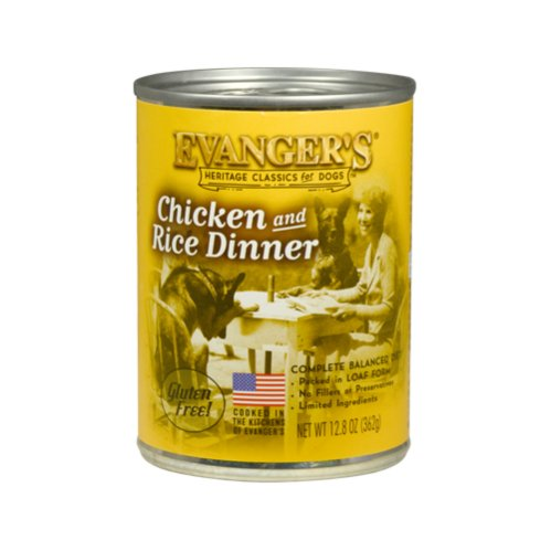 Evanger's Evanger's Classic Chicken & Rice Dinner Wet Dog Food