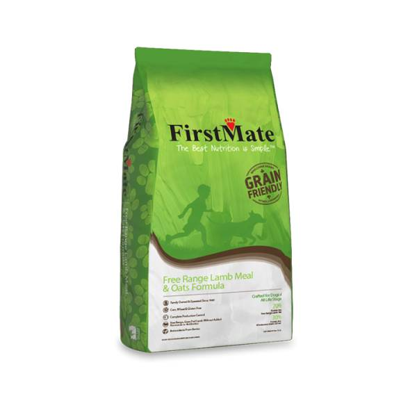 FirstMate FirstMate Grain Friendly Lamb & Oats Dry Dog Food