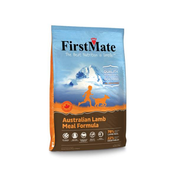FirstMate FirstMate Limited Ingredient Diet Australian Lamb Dry Dog Food