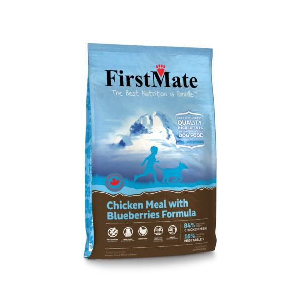 FirstMate FirstMate Limited Ingredient Diet Chicken & Blueberries Dry Dog Food