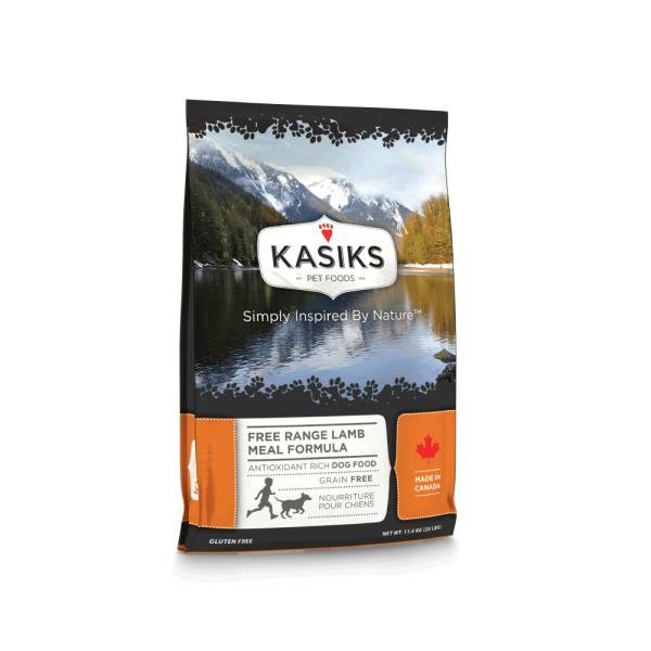 FirstMate Kasiks Free Range Lamb Dry Dog Food