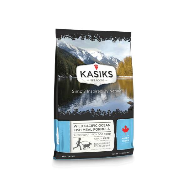 FirstMate Kasiks Wild Pacific Ocean Fish Dry Dog Food