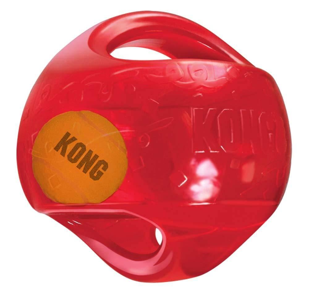 Kong Kong Jumbler Ball Dog Toy