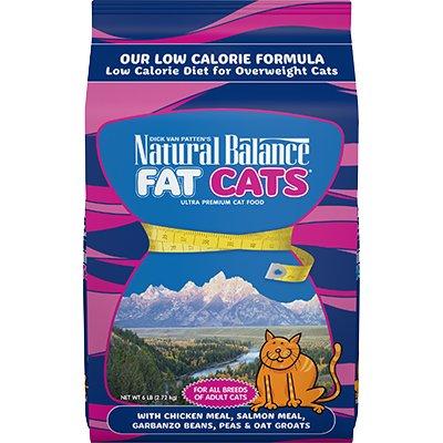 Natural Balance Natural Balance Fat Cats Dry Cat Food