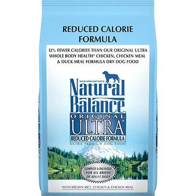 Natural Balance Ultra Reduced Calorie Dry Dog Food Everett Wa