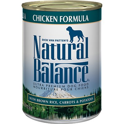 Natural Balance Natural Balance Chicken Formula Wet Dog Food