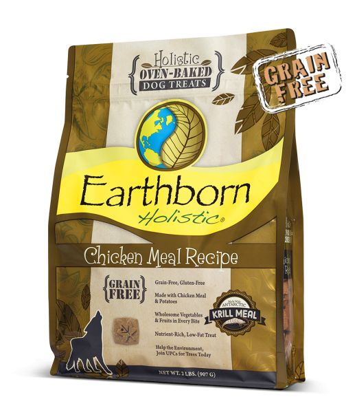 Earthborn Earthborn Chicken Meal Biscuits Dog Treats