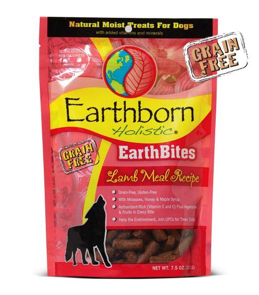 Earthborn EarthBites Lamb Meal Dog Treats 7.5oz