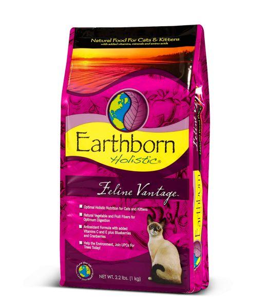 Earthborn Earthborn Feline Vantage Dry Cat Food