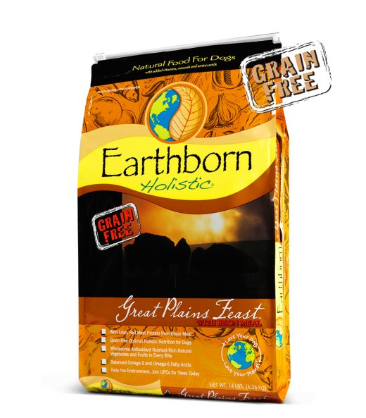 Earthborn Earthborn Great Plains Feast Dry Dog Food