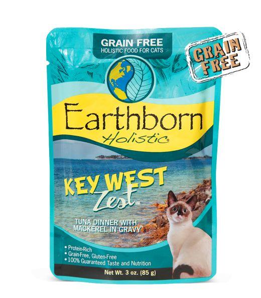 Earthborn Earthborn Key West Zest Wet Cat Food Pouch 3oz