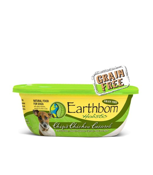 Earthborn Earthborn Chip's Chicken Casserole Stew Wet Dog Food 8oz