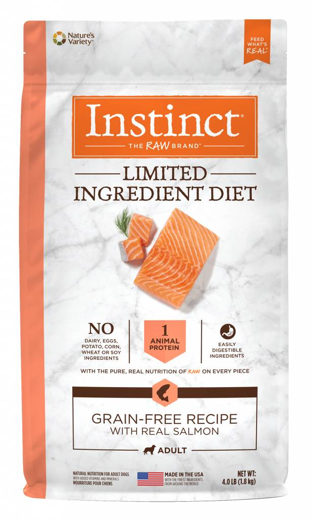 Nature's Variety Nature's Variety Instinct Limited Ingredient Diet Salmon Dry Dog Food