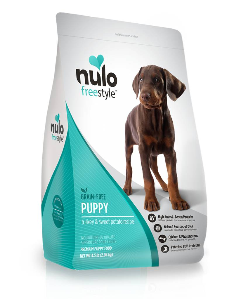 Nulo Nulo Freestyle Puppy Turkey & Sweet Potato Dry Dog Food