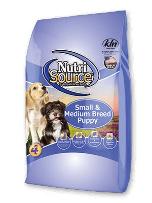 NutriSource NutriSource Small & Medium Breed Puppy Dry Dog Food
