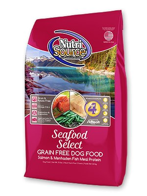 NutriSource NutriSource Grain Free Seafood Select Dry Dog Food