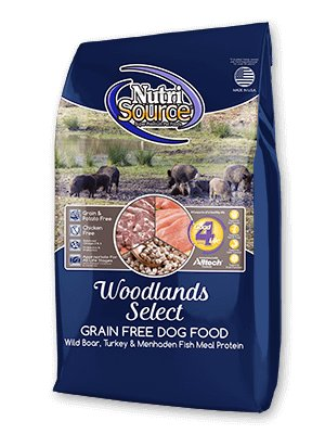 NutriSource NutriSource Grain Free Woodlands Select Wild Boar & Turkey Dry Dog Food