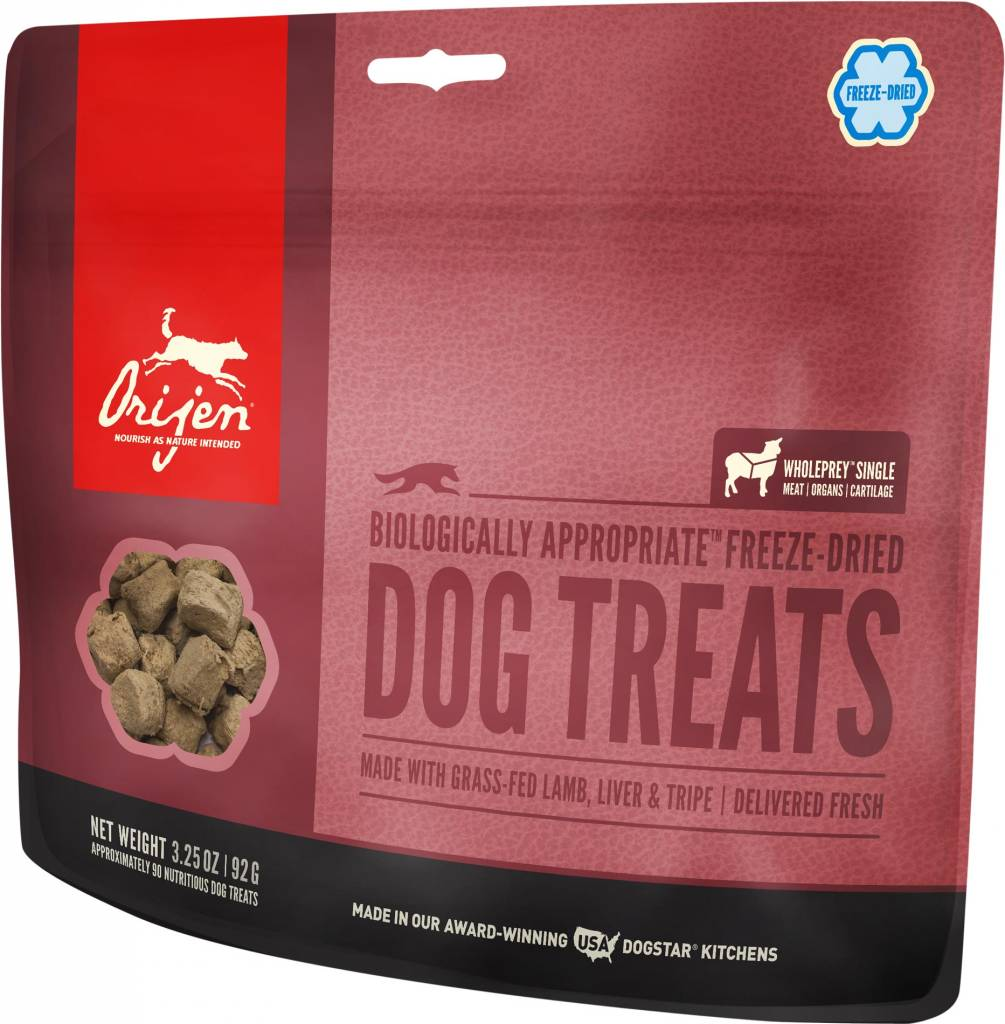 Orijen Orijen Freeze Dried Grass-Fed Lamb Dog Treats