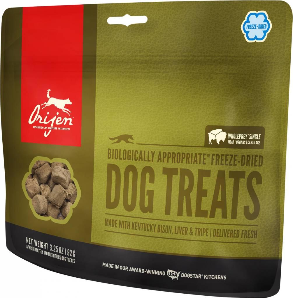 Orijen Orijen Freeze Dried Kentucky Bison Dog Treats