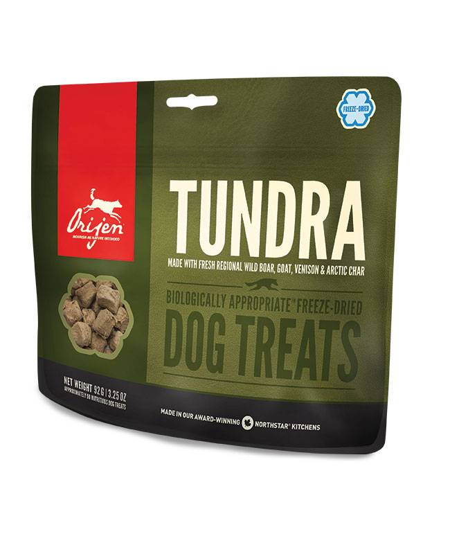 Orijen Orijen Freeze Dried Tundra Dog Treats