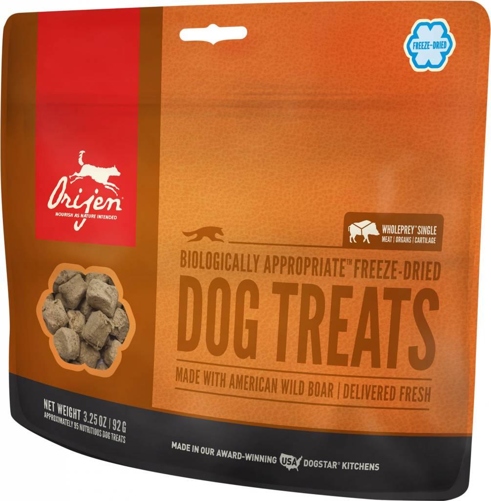 Orijen Orijen Freeze Dried Wild Boar Dog Treats