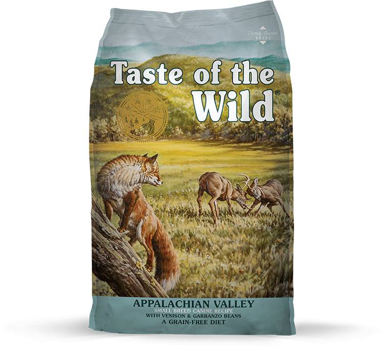Taste of the Wild Taste of the Wild Appalachian Valley Small Breed Dry Dog Food