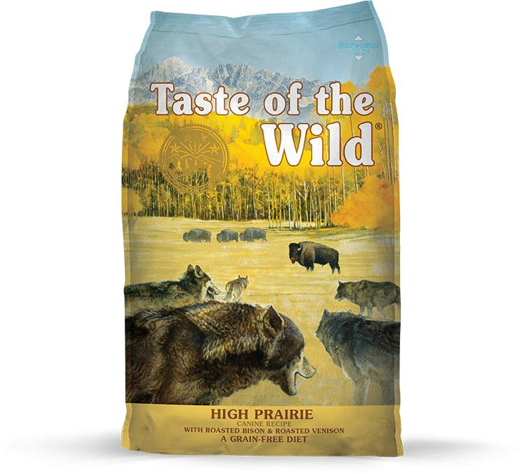 Taste of the Wild Taste of the Wild High Prairie Dry Dog Food