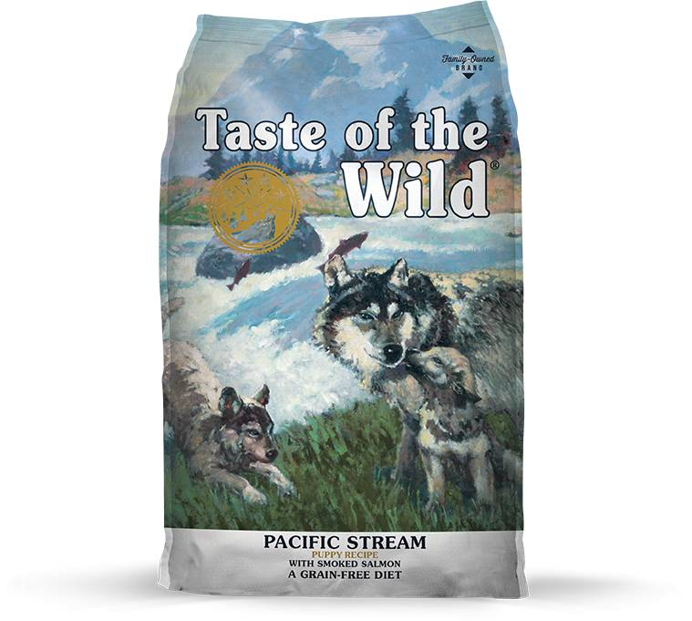 Taste of the Wild Taste of the Wild Pacific Stream Puppy Dry Dog Food