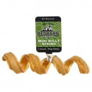 Red Barn RedBarn Bully Spring Dog Treat