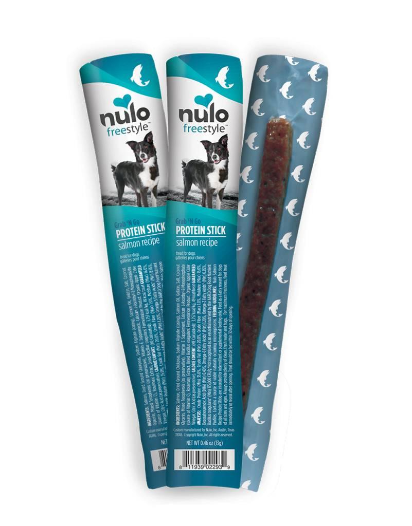 Nulo Nulo Freestyle Protein Sticks Salmon Dog Treats 0.4oz
