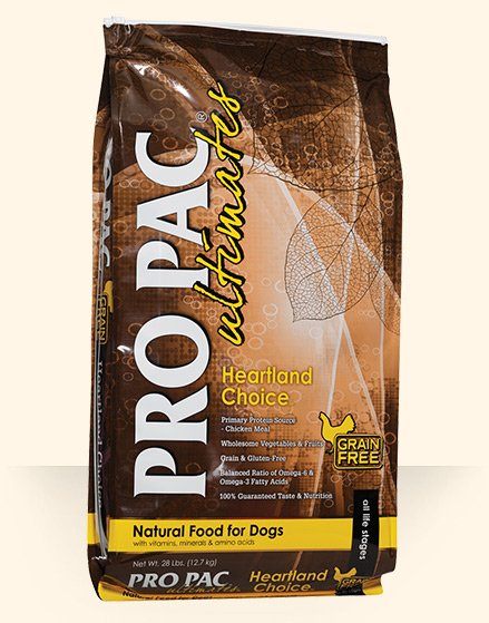 Pro Pac Pro Pac Ultimates Heartland Choice Dry Dog Food
