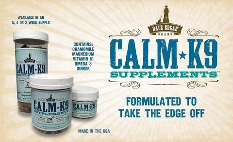 Dale Edgar Dale Edgar Calming Wafer Dog Supplement
