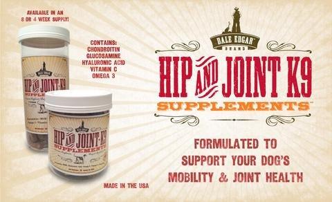 Dale Edgar Dale Edgar Hip & Joint Wafer Dog Supplement