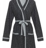 Cosabella Cosmic Texture robe size small