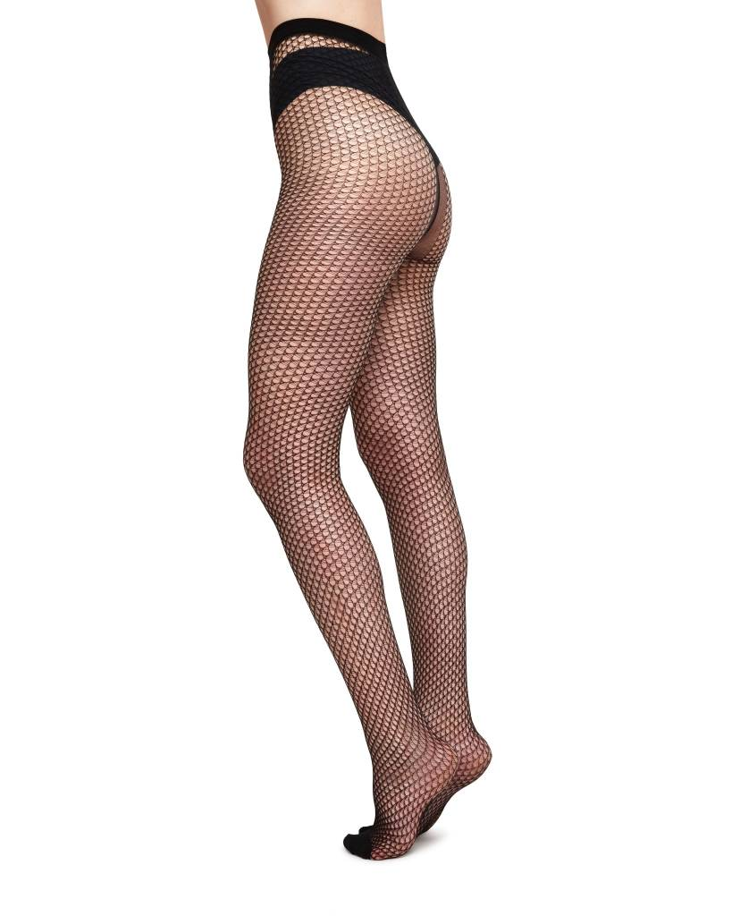 Swedish Stockings Vera net tights