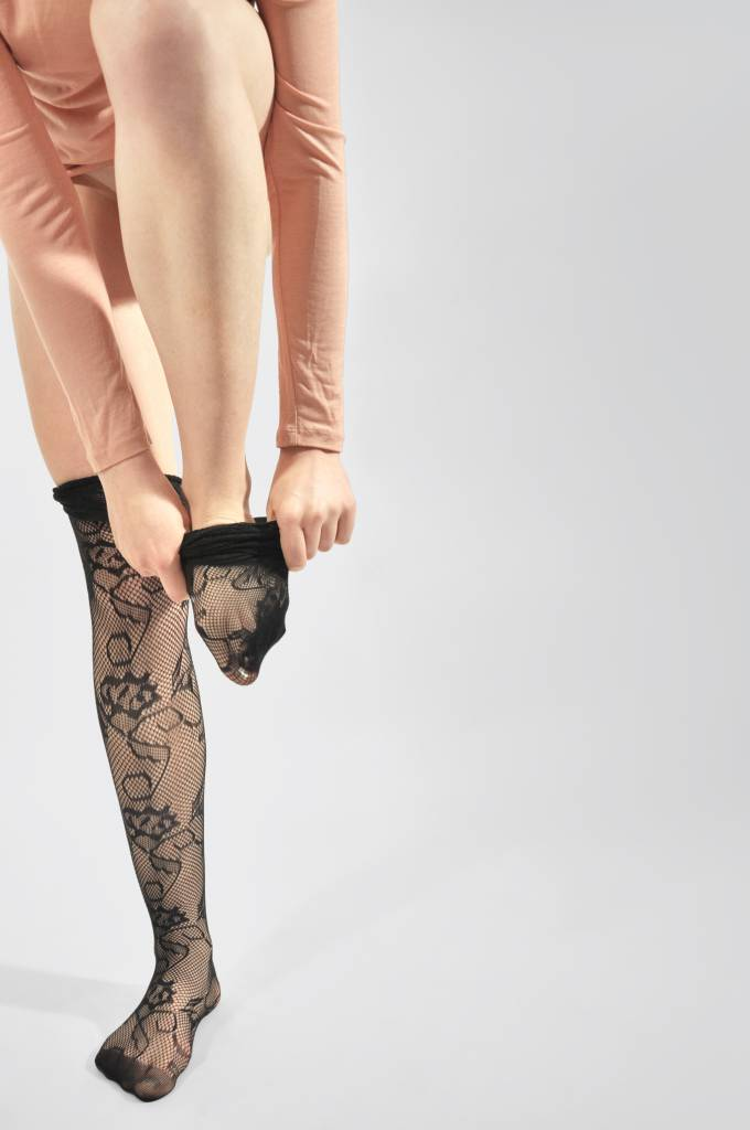 Swedish Stockings Frida lace tights